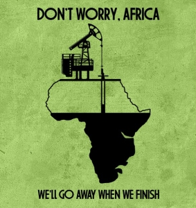 don't worry africa