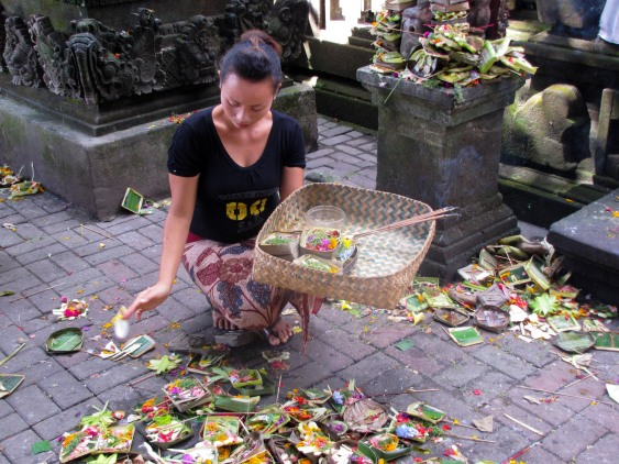 Offering-Bali