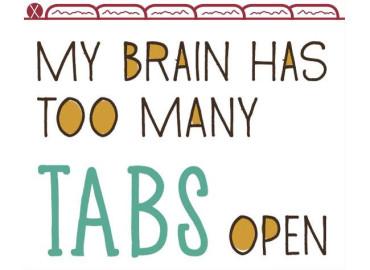 too many tabs open