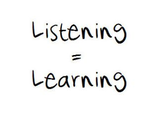 Image result for the art of listening